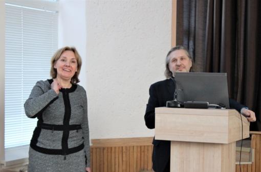 Apie racionalų vaistų skyrimą ir vartojimą kalbėta konferencijoje