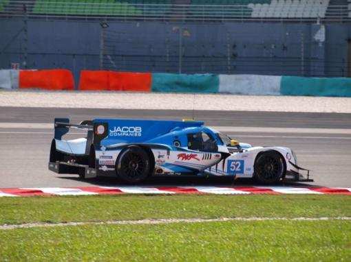 Malaizijoje lenktynių trasa užtvindyta, bet G.Grinbergas komandos užduotį įvykdė