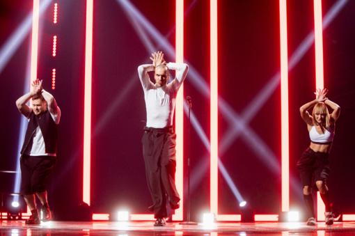 """Lietuvai """"Eurovizijoje"""" šiemet atstovaus grupė """"The Roop"""""""
