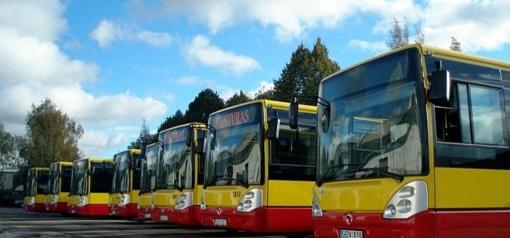 """Šiaulių """"Busturas"""" turi nutraukti 20 autobusų pirkimo konkursą"""