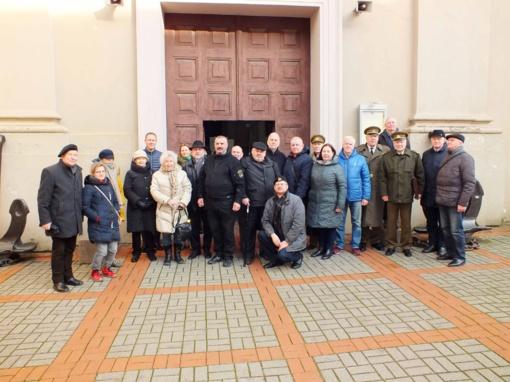 Paminėtas Lietuvos šaulių sąjungos atkuriamosios  konferencijos 30-metis