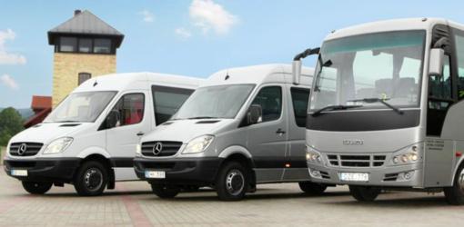 Keleivinių mikroautobusų nuoma