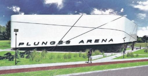 Įvardijo, kiek skolinsimės sporto komplekso statybai
