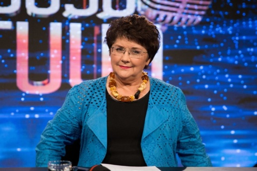 Zita Kelmickaitė apdovanota Kauno rajono garbės ženklu