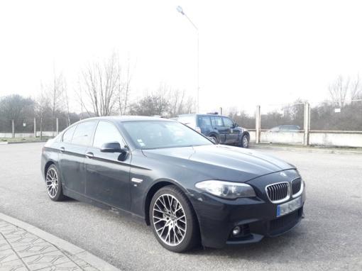Ukrainietis į Lietuvą atvairavo, įtariama, Prancūzijoje pavogtą automobilį