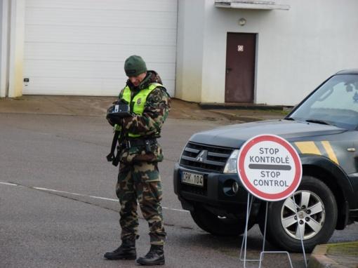 Pasienyje su Lenkija ir Kauno oro uoste dėl nusikaltimų sulaikyti du lietuviai