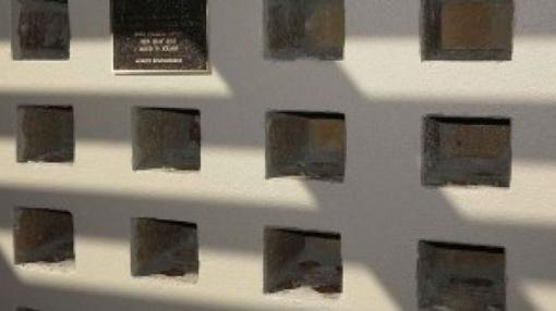 Ginkūnų kapinių kolumbariume nebėra laisvų laidojimo vietų