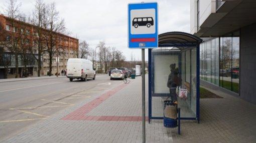 Lapkričio 1-ąją – nemokamos kelionės viešuoju miesto transportu