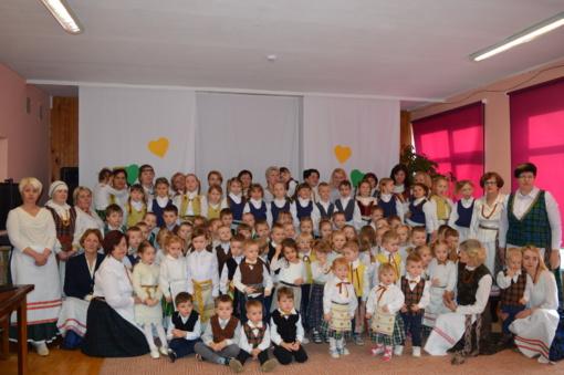 Mes tikrai mylime Lietuvą...