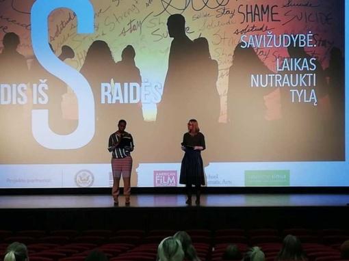 """Filmas """"Žodis iš S raidės"""" Anykščiuose tęsia JAV kino diplomatijos turą po Lietuvą"""