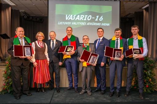 Raseiniuose paminėta Lietuvos valstybės atkūrimo diena