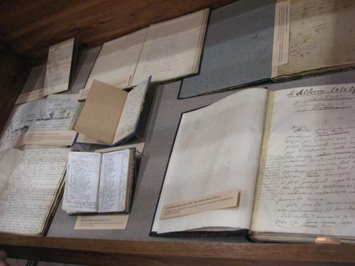Pristatyta rankraščių ir senųjų spaudinių paroda