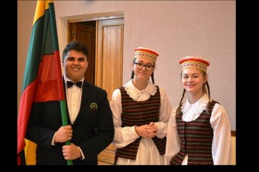 Paminėta Lietuvos valstybės atkūrimo diena