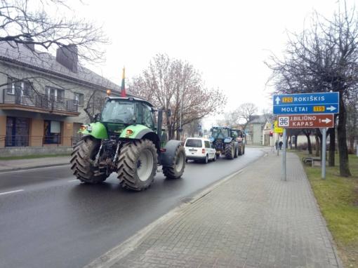 Lietuvos ūkininkai Briuselyje reikalaus didesnių tiesioginių išmokų