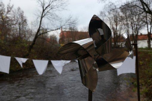 Ketvirtadienį Lietuvoje siaus vėjas, ateina šalčiai