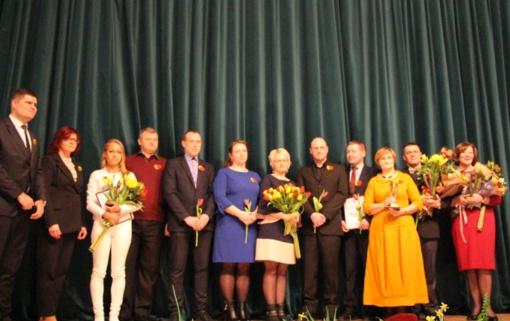 Lietuvos valstybės atkūrimo dienos proga įteiktos nominacijos už nuopelnus Švenčionių rajonui