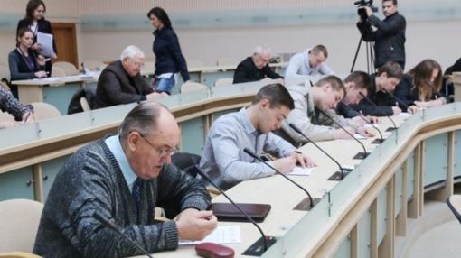 Kauniečiai kviečiami rašyti Nacionalinį diktantą