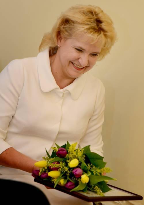Populiariausių medikų rinkimuose pirmauja Dalia Kazlauskienė