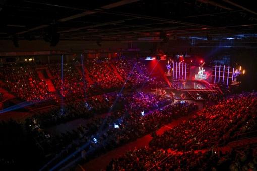 Šiaulių arena – tarp daugiausiai renginių suorganizuojančių arenų Lietuvoje
