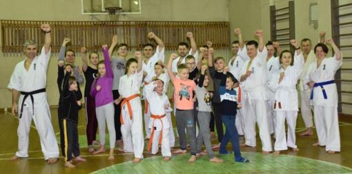 Naujas sporto klubas Varėnoje
