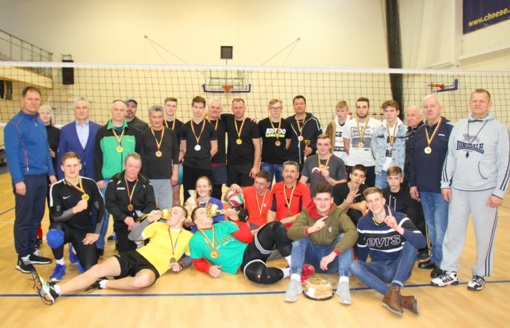 Pagėgių savivaldybės tinklinio turnyras, skirtas Lietuvos valstybės atkūrimo dienai paminėti