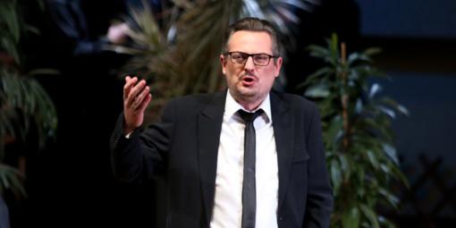 Bosas T. Girininkas kviečia publiką į savo pirmąjį solinį koncertą su Kauno simfoniniu orkestru