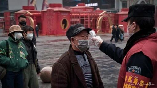 Lietuvis Kinijoje: po koronaviruso protrūkio 10 mln. gyventojų miestas priminė Alytų