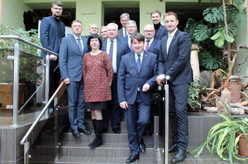 Regiono plėtros taryba posėdžiavo Akmenės krašte