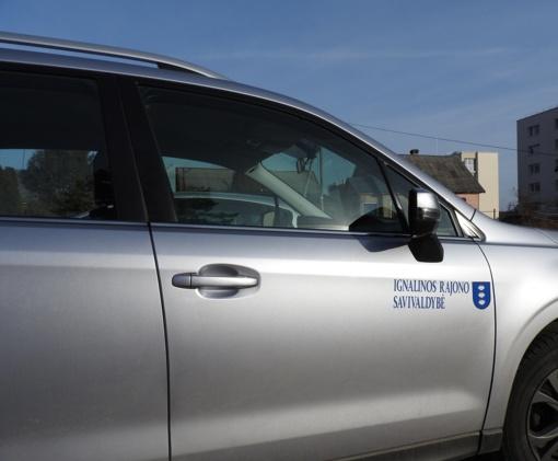 Tarnybiniuose automobiliuose – GPS įranga