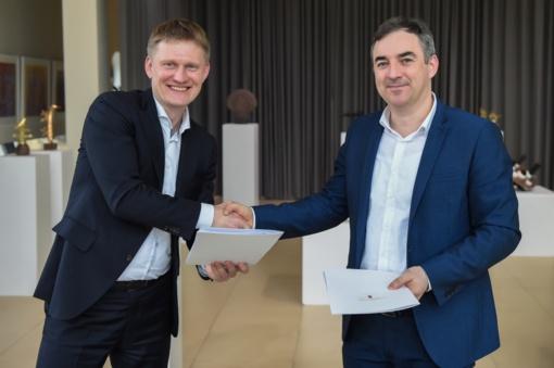 Panevėžio miesto savivaldybei suteikta daugiau nei 120 000 eurų vertės parama
