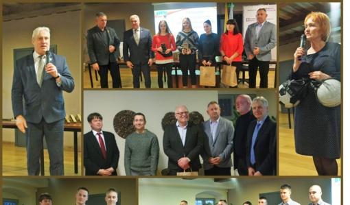 Biržuose už puikius 2019 m. rezultatus apdovanoti sportininkai ir jų treneriai