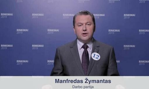 Neblaivus prie vairo įkliuvęs Ignalinos vicemeras M. Žymantas atleistas iš pareigų