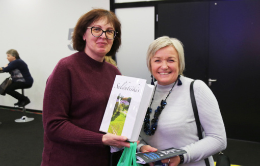 Vilniaus knygų mugėje – ir mūsų krašto atgarsiai