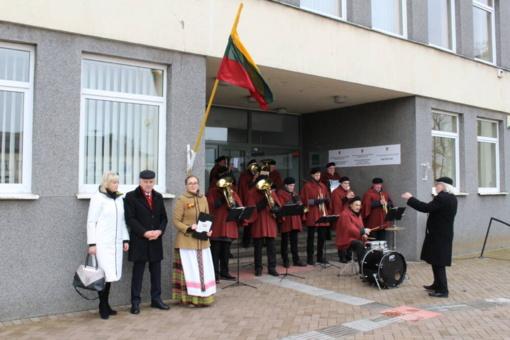 Kupiškyje paminėta Lietuvos valstybės atkūrimo diena