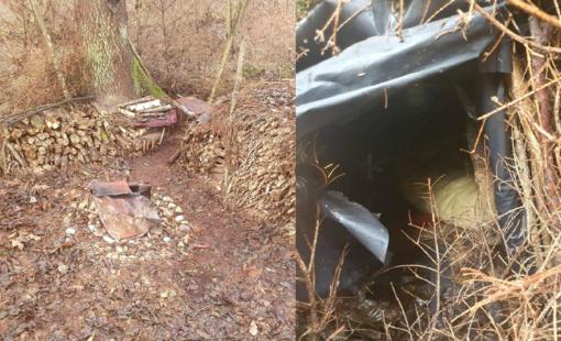 Kauno rajone buvusios žmonos šaldytuvą siaubęs miškinis atsidūrė pareigūnų rankose