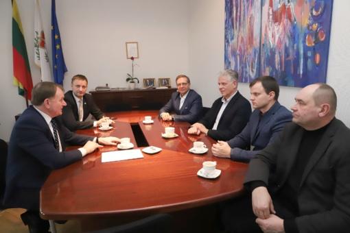 Startuoja Šiaurės Lietuvai ir visai šaliai svarbus projektas