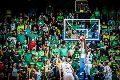 Skausmingas pralaimėjimas apkartino D. Maskoliūno debiutą Lietuvos rinktinėje