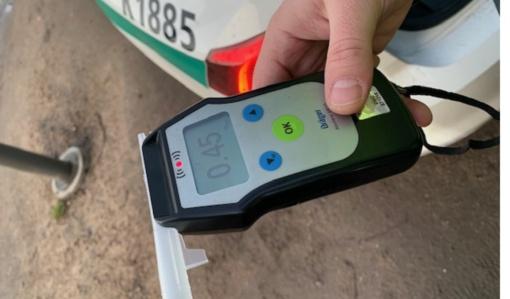 Kauno policijos pareigūnai savaitgalį tikrino vairuotojų blaivumą
