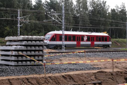 """Lietuvos geležinkeliai"""" didina utilizuojamų senų pabėgių kiekį"""