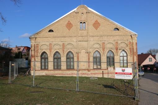 Alytaus sinagogos remontą ketinama baigti iki lapkričio