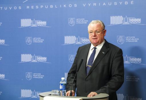 Vyriausybės kancleris: pernai iš šešėlio ištraukta ne mažiau kaip 160 mln. eurų
