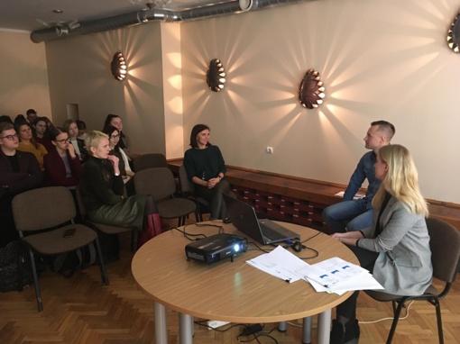 Pristatyta Švenčionių rajono jaunimo problematikos tyrimo ataskaita