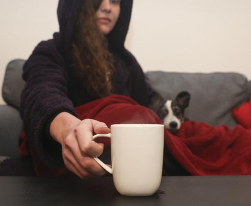 Gripas praėjusią savaitę diagnozuotas 1 813 Lietuvos gyventojų