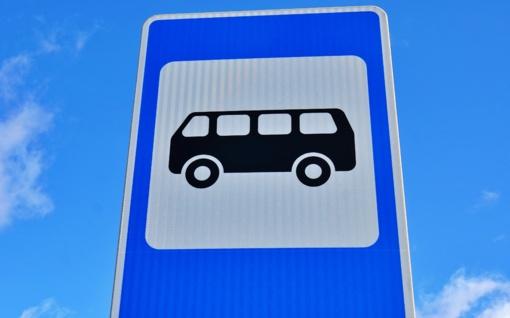 Akmenės rajone keičiasi autobusų eismas