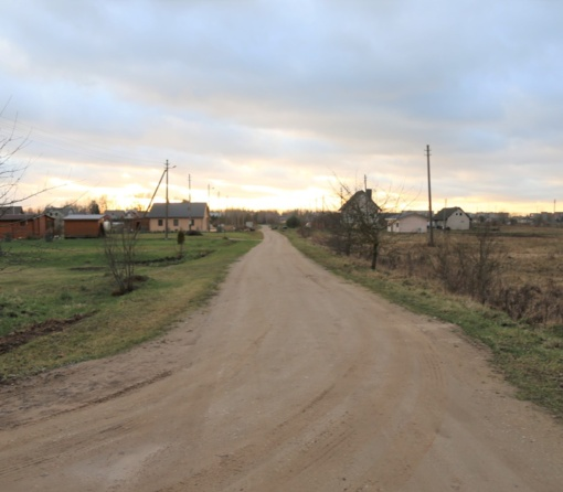 Širvintų rajone prasidės kelių tvarkymo darbai