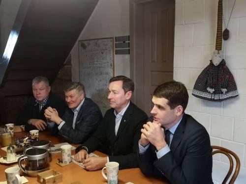 Kęstutis Tubis kandidatuos į Seimą