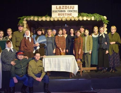 Savaitgalį Vilniuje šurmuliavusioje Knygų mugėje – išskirtinis dėmesys Lazdijų krašto atstovams