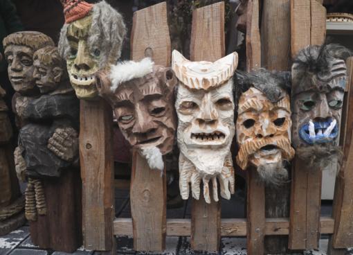 Vilniuje bus kuriama rekordinė Užgavėnių kaukė