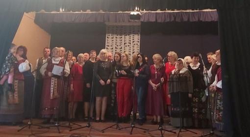 Sekmadienį Būdvietyje ir Krosnoje skambėjo liaudiška muzika