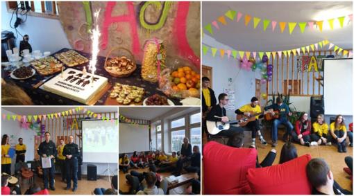 Atviras Jaunimo Centras atšventė gimtadienį